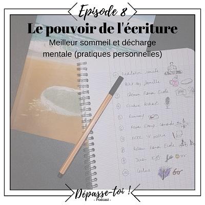 Comment utiliser l'écriture pour aller mieux ?
